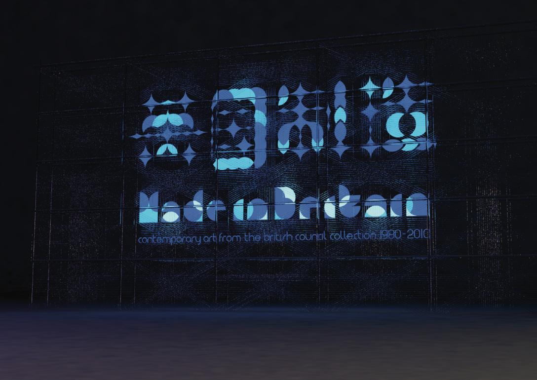 英国制造-英国文化协会当代艺术展-8