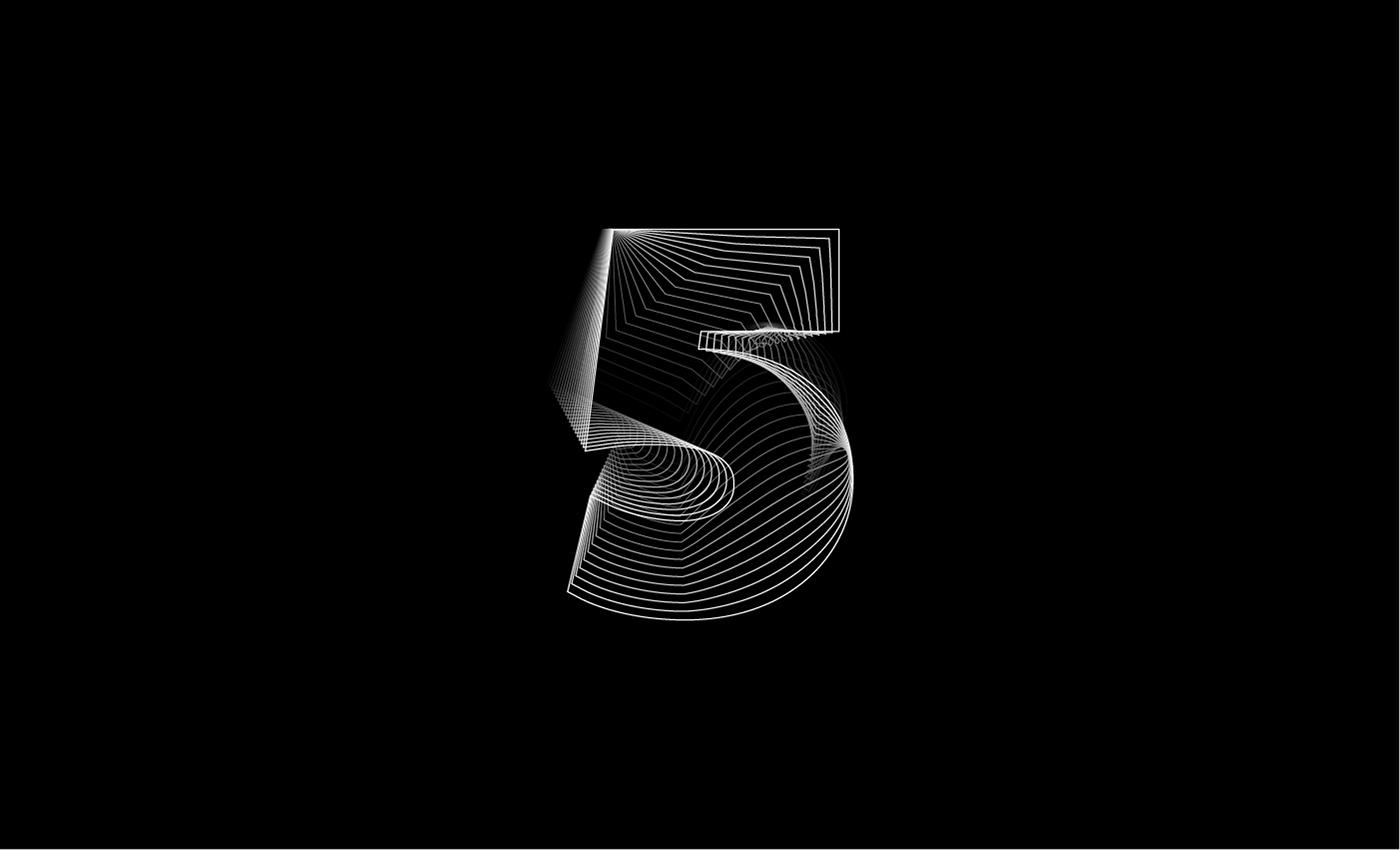 36 Days of Type字體設計-1