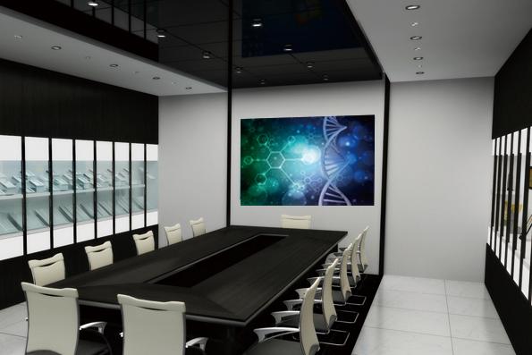 寧波萬金辦公室改造設計效果圖-2