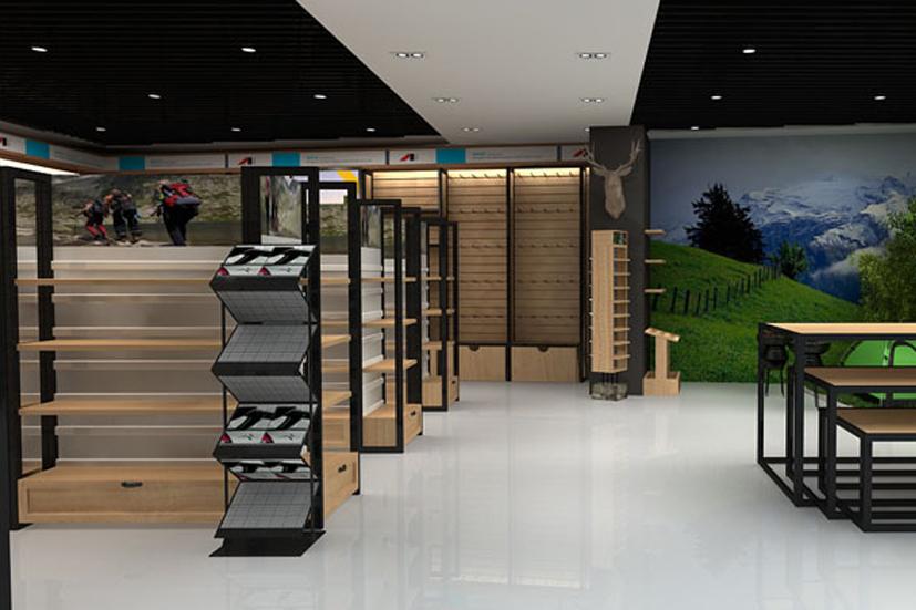 宁波安基国际展厅设计