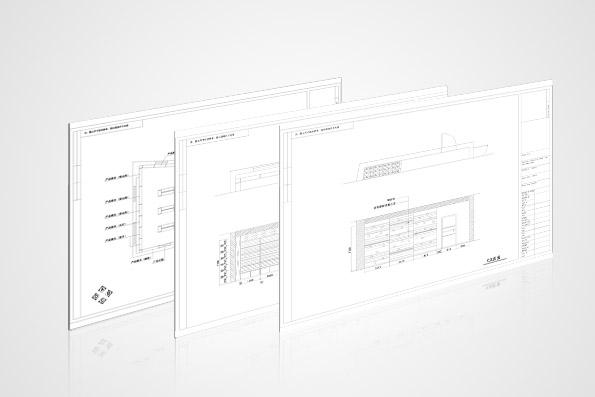 寧波安基國際展廳設計效果圖-1