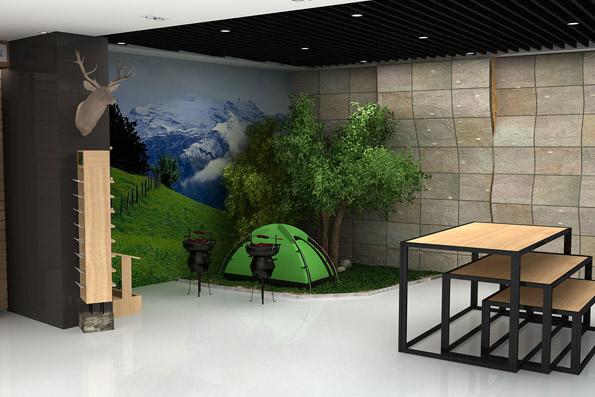 寧波安基國際展廳設計效果圖-3
