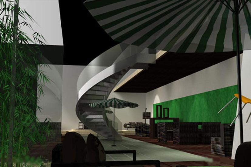 宁波欧陆展厅设计