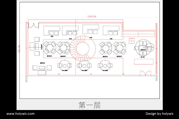 宁波欧陆展厅设计效果图-3