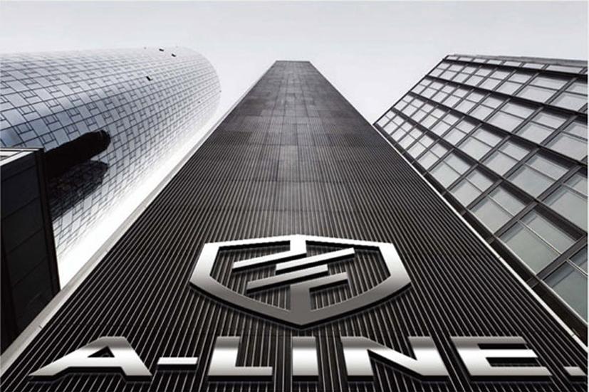 宁波A-LINE品牌全案设计