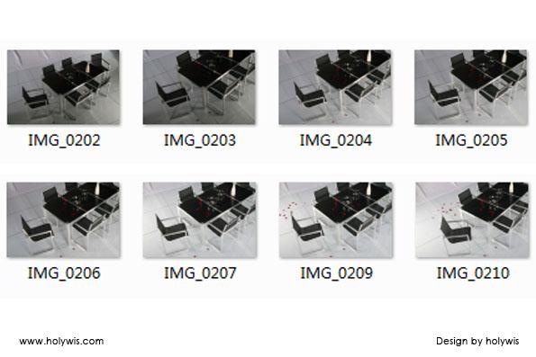 歐陸戶外家具設計效果圖-11