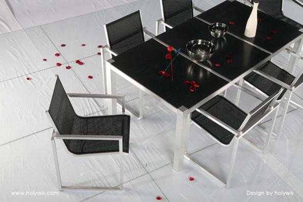 欧陆户外家具设计效果图-12