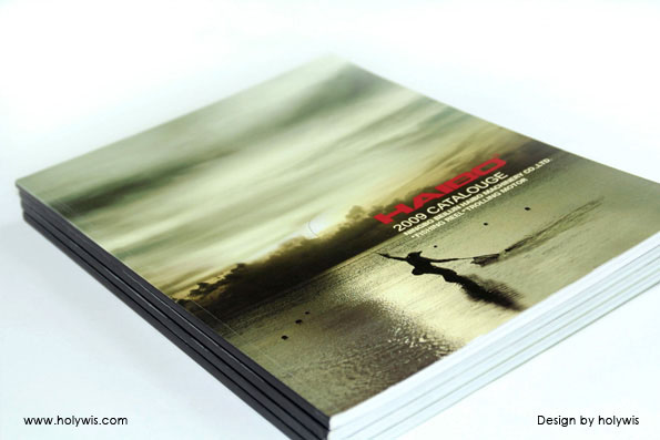 海伯渔具和海伯动力画册设计效果图-6