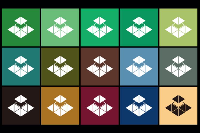 HONGJIN包装印刷创意几何学