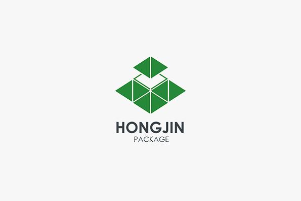 HONGJIN包裝印刷創意幾何學-1