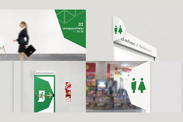 HONGJIN包裝印刷創意幾何學-8