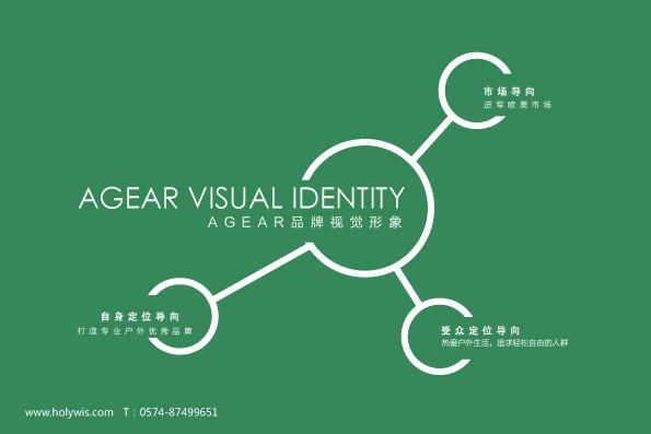 Agear 戶外用品品牌設計效果圖-2