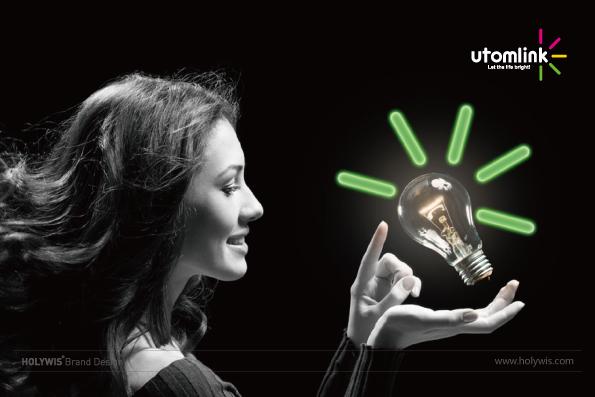 UTOMLINK 照明品牌升级设计图-10