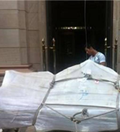 床垫高空吊装