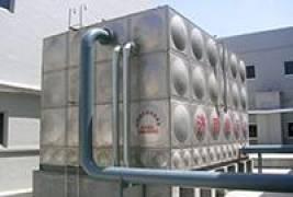 储水箱吊装