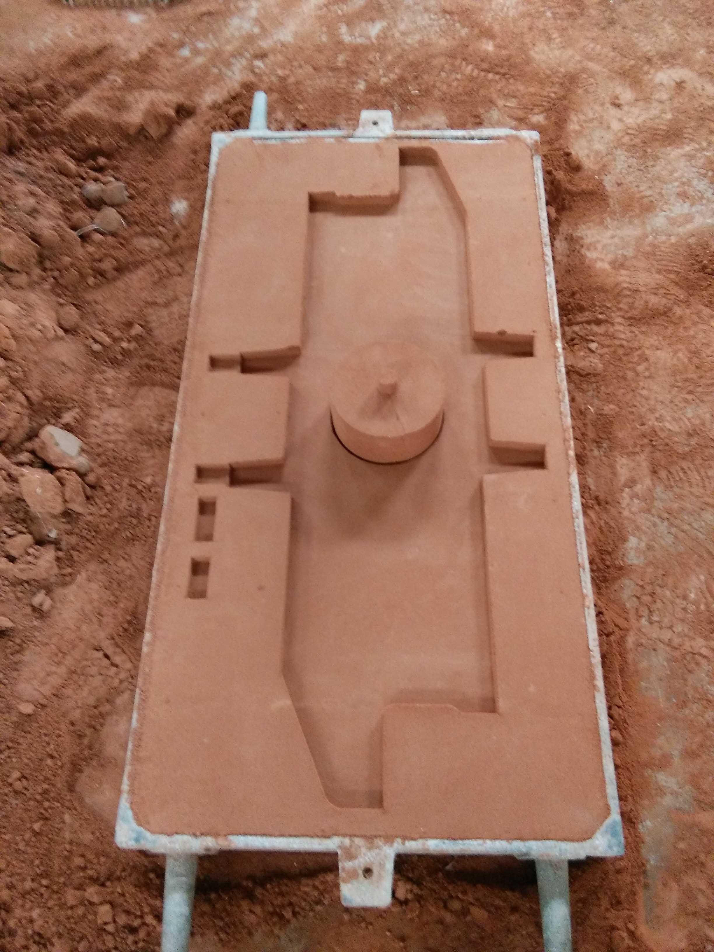 铝铸件-砂型铸造的过程