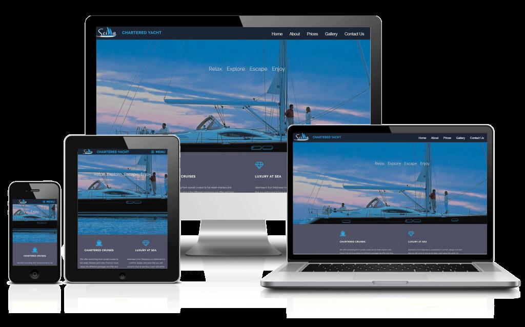 响应式设计把网站定价推向高端