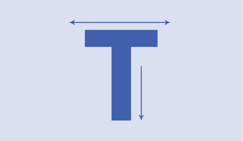 """T形""设计师"