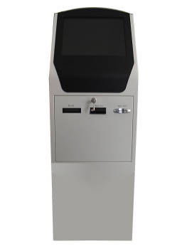 Self Service Kiosk For Logistics