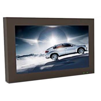 Outdoor Wall-mounted Advertising Player With Fans Cooling