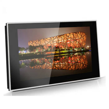 Outdoor Wall-mounted Advertising Player With Air Conditioner