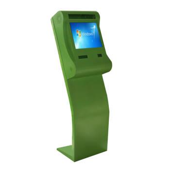 Ultra-thin information kiosks