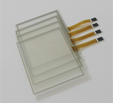 4 Wire Resistive touchscreens/ Touch Panels