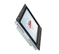 12.1 inch Projected Capacitive touch screen monitors OEM/ODM