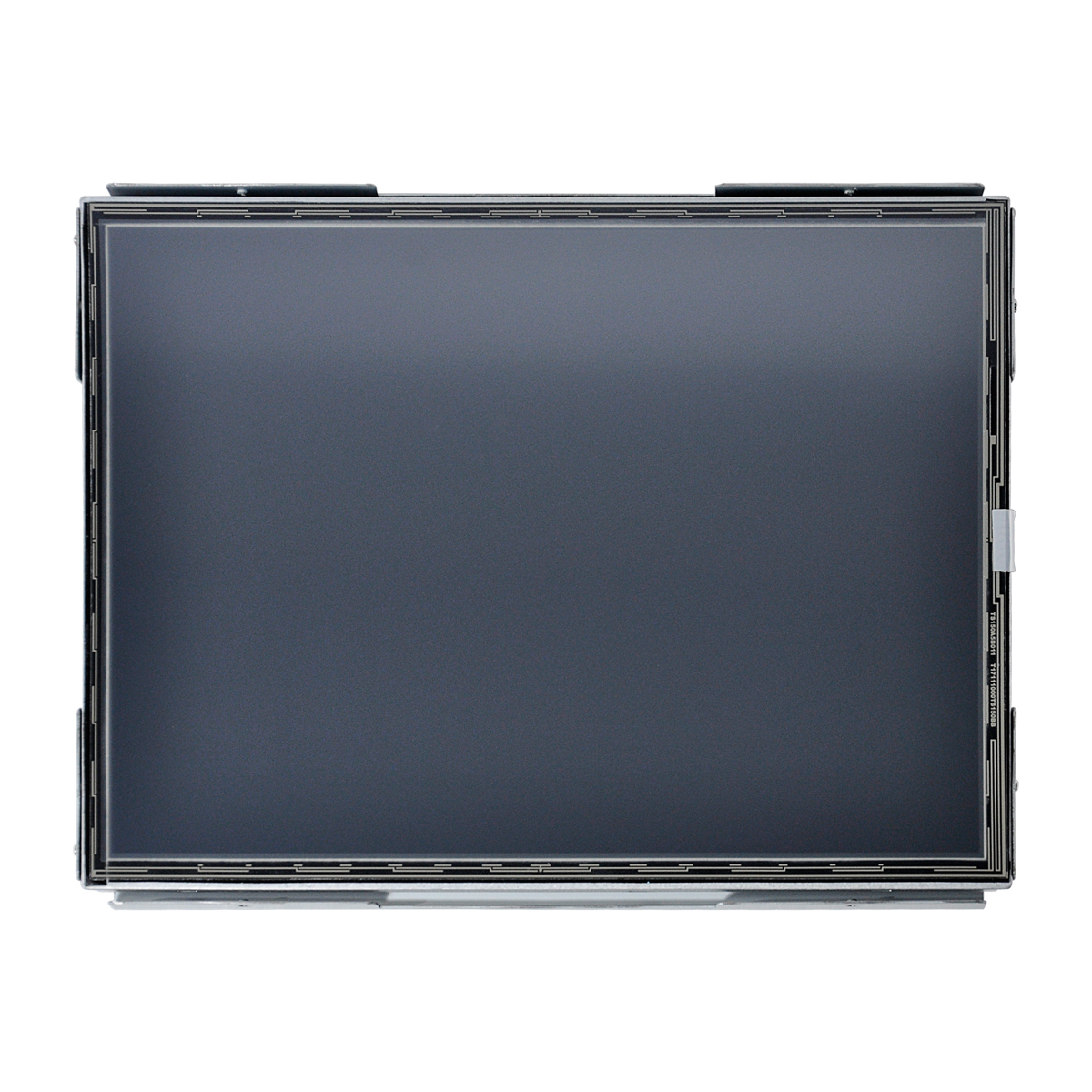 15.1 inch Embedded 5 Wire Resistive Touch Screen Panel Display Monitor COT151N-URE01