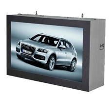32-98 Inch Wall Mounted Outdoor Sunlight Readable LCD Display